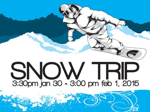 snow trip 2015