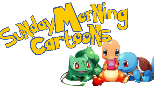 Sunday Morning Cartoons Main Logo
