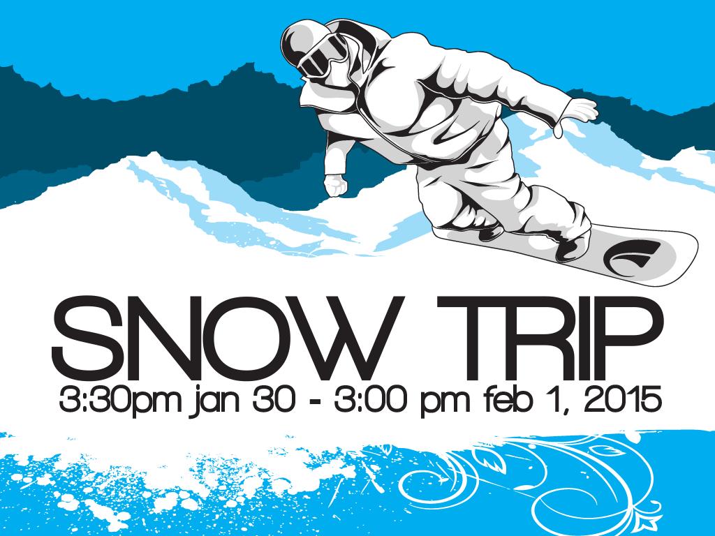 Snow trip 3